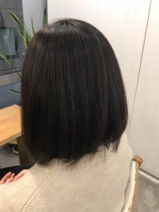 東京銀座くせ毛専門,40代女性くせ毛
