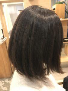東京銀座くせ毛専門,アラフォー女子くせ毛
