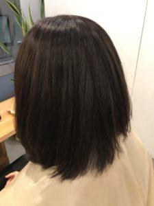 東京銀座くせ毛専門,ハナヘナで髪質改善