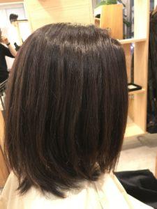 東京銀座くせ毛専門,ハナヘナ髪質改善