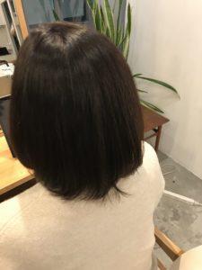 東京銀座くせ毛専門,ハナヘナ トリートメント