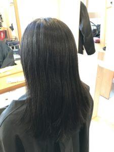東京銀座くせ毛専門,太い、硬い髪質のくせ毛