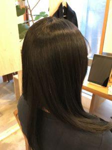 東京銀座くせ毛専門,毎朝のヘアアイロンはダメージ大
