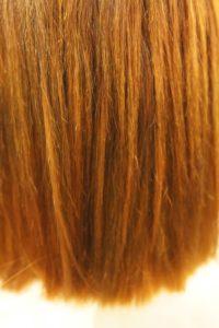 東京銀座くせ毛専門,縮毛矯正失敗チリチリ毛ビビリ毛を修繕しまとまる毛に