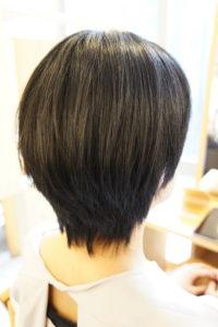 東京銀座くせ毛専門,髪質に合わせたカットでまとまる髪に