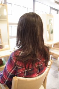 東京銀座くせ毛専門、効率よく髪を伸ばす方法