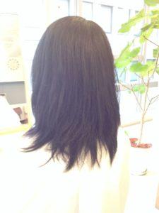 東京銀座くせ毛専門,太い、硬い、うねるくせ毛