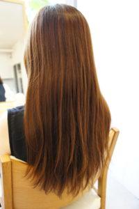 東京銀座くせ毛専門、30代女性、崩れないカット