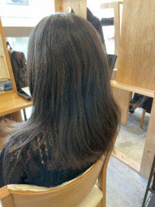 銀座 癖毛 くせ毛